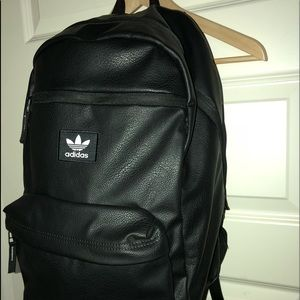 Adidas Pleather Back-Pack